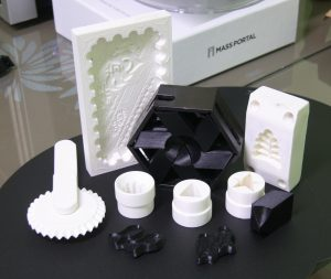 Adugs printed parts